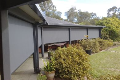 Straight Drop, Multi Stop Awning Caloundra Sunshine Coast Security