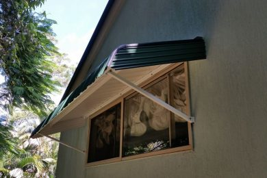 Caribbean Aluminium Awnings Caloundra Sunshine Coast Security