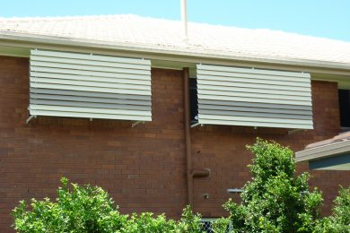 Adjustable Louvres Caloundra Sunshine Coast Security