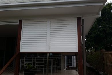 Aluminium Louvre Shutters Caloundra Sunshine Coast Security