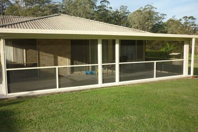Fly Screen Caloundra Sunshine Coast Security