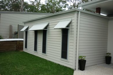 Colorbond Caloundra Sunshine Coast Security