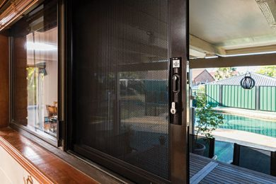 Protec Perforated Screens Caloundra Sunshine Coast Security