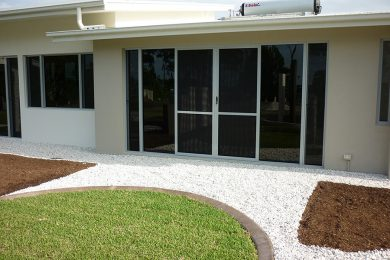 Riveted Insect Doors & Screens Caloundra Sunshine Coast Security