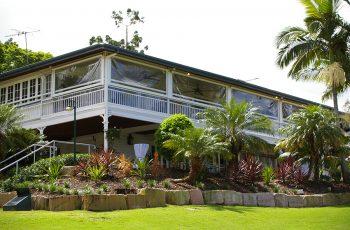 Gear Operated PVC Awnings Caloundra Sunshine Coast Security