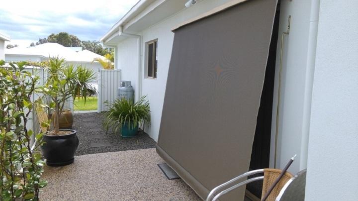 Awnings Pelican Waters Caloundra Sunshine Coast Security