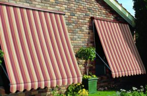 Cord and Reel – Drop Arm Awning Caloundra Sunshine Coast Security