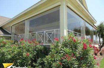 Ziptrak® PVC Awnings Caloundra Sunshine Coast Security