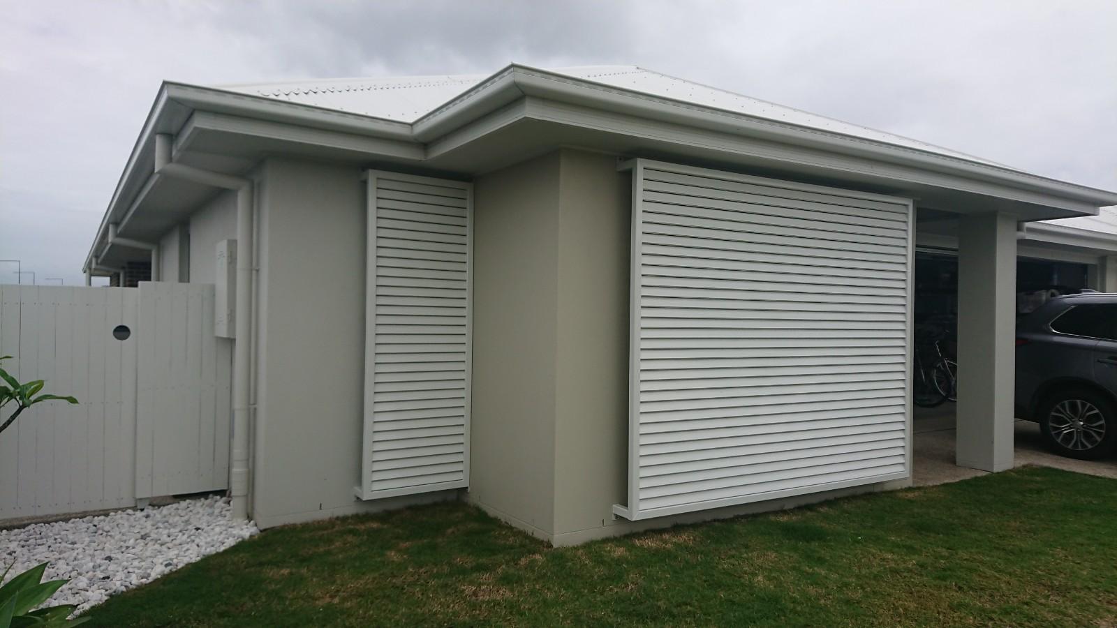 Welded Privacy Panels Caloundra Sunshine Coast Security